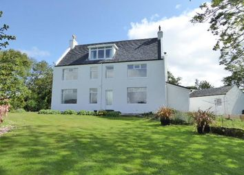 Thumbnail 4 bed detached house for sale in The White House, Onich, Fort William
