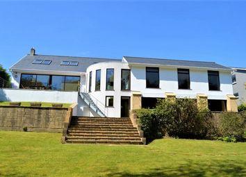 Thumbnail 4 bed property to rent in Golwg Hafren, Derwen Fawr, Sketty, Swansea