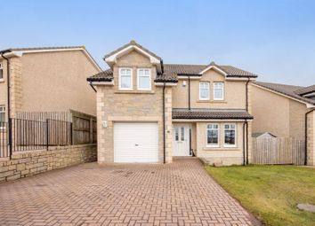 Thumbnail 3 bed detached house for sale in Clover Way, Blairhall, Dunfermline