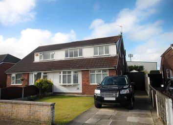Thumbnail 4 bed property for sale in Seacroft Crescent, Southport