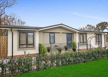 Thumbnail 2 bed bungalow for sale in Oaklands Park, Emms Lane, Brooks Green, Horsham