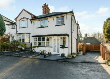 Thumbnail 3 bed semi-detached house for sale in Colleyland, Chorleywood, Rickmansworth, Hertfordshire
