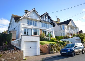 Thumbnail 4 bed semi-detached house for sale in Alexandria Road, Sidmouth