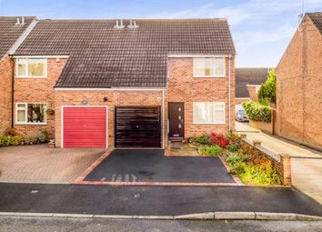 Thumbnail 3 bed end terrace house for sale in Margarets Court, Bramcote, Nottingham, Nottinghamshire