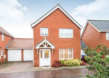Thumbnail 3 bed link-detached house for sale in Three Score, Norwich, Norfolk