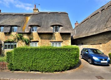 Thumbnail 3 bed cottage for sale in Laundry Road, Apethorpe, Peterborough
