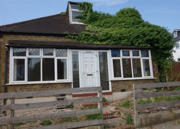 Thumbnail 3 bed detached bungalow to rent in Oak Grove Road, Anerley, London