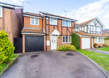 Thumbnail 5 bed detached house for sale in Skelmerdale Way, Earley, Reading