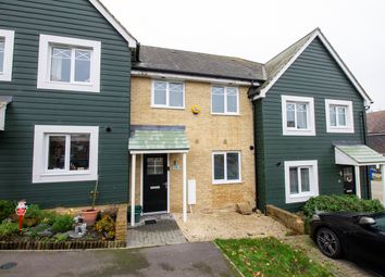 Thumbnail 3 bed terraced house for sale in Walker Close, Church Crookham, Fleet