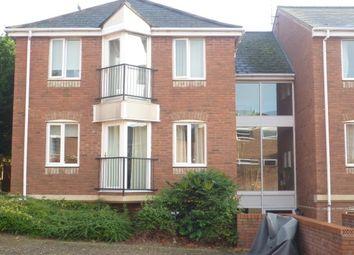 Thumbnail 2 bed flat to rent in Burbury Court, Emscote Road, Warwick