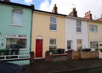 Thumbnail 2 bed terraced house for sale in Pier Place, Great Yarmouth