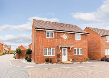 Thumbnail 4 bed detached house for sale in Poppy Way, Havant