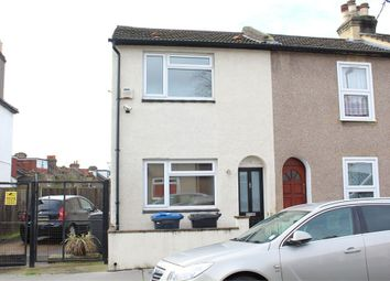 Thumbnail 3 bed end terrace house for sale in Clifton Road, South Norwood, London