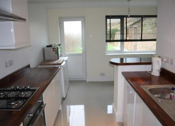 Thumbnail 4 bed semi-detached house for sale in Cleves Way, Ashford, Kent