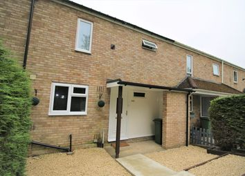 Thumbnail 3 bed terraced house for sale in Guernsey Close, Basingstoke