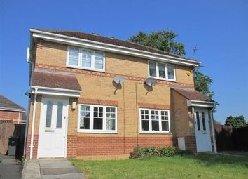 Thumbnail 2 bedroom semi-detached house for sale in Fryer Close, Penwortham, Preston