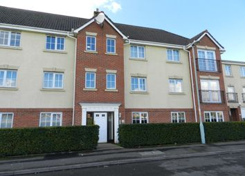 Thumbnail 2 bedroom flat for sale in York Crescent, Shard End, Birmingham
