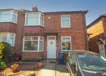 Thumbnail 2 bed flat for sale in Silverhill Drive, Newcastle Upon Tyne