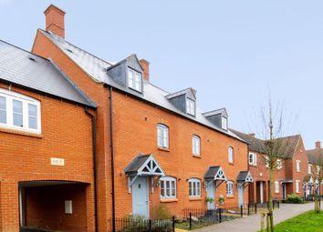Thumbnail 3 bed terraced house for sale in Poppyfields Way, Brackley