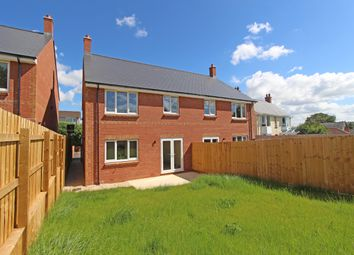 Thumbnail 4 bed semi-detached house for sale in The Firs, Higher Mill Lane, Cullompton
