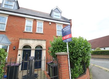Thumbnail 3 bed town house for sale in Spa Road, Hockley