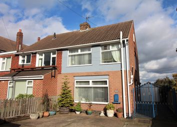 Thumbnail 2 bed semi-detached house for sale in Claramount Road, Heanor