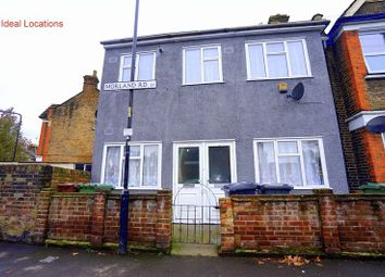 Thumbnail 3 bed flat to rent in Morland Road, London