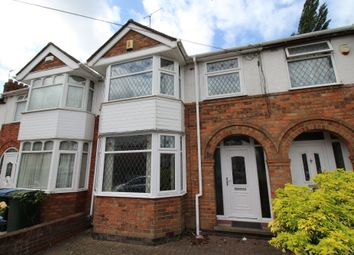 Thumbnail 3 bedroom terraced house to rent in Arundel Road, Cheylesmore, Coventry
