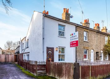 Thumbnail 3 bedroom end terrace house for sale in Port Hill, Bengeo, Hertford