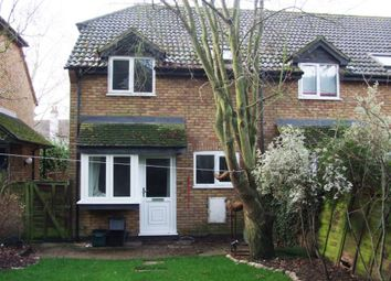 Thumbnail Terraced house to rent in Byron Close, Twyford, Reading