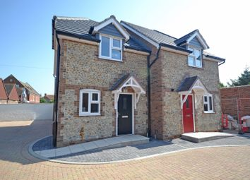 Thumbnail 2 bed semi-detached house for sale in Dairy Mews, Selsey