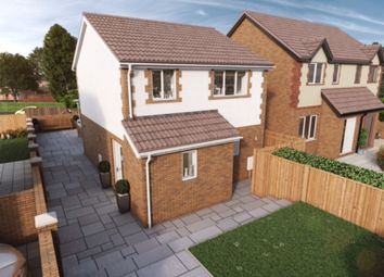 Thumbnail 3 bed detached house for sale in Craven Close, Longwell Green, Bristol