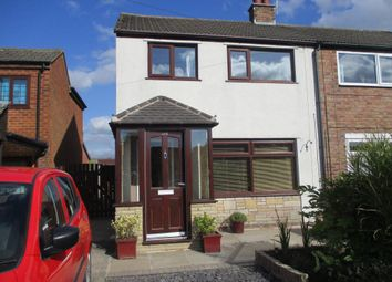 Thumbnail 3 bed semi-detached house to rent in Old Hall Drive, Bamber Bridge, Preston