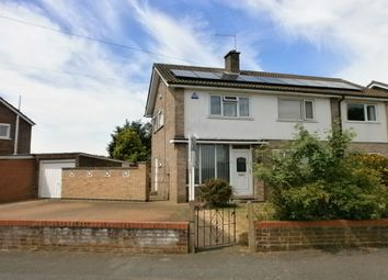Thumbnail 5 bedroom detached house for sale in Tiverton Road, Netherton, Peterborough
