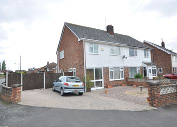 Thumbnail 3 bed semi-detached house for sale in Laurelhurst Avenue, Heswall, Wirral