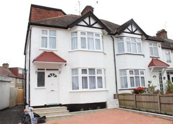 Thumbnail 4 bed semi-detached house to rent in Deans Lane, Edgware, Middlesex