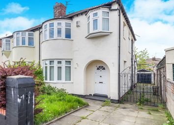 Thumbnail 3 bed semi-detached house for sale in Wallace Drive, Huyton, Liverpool