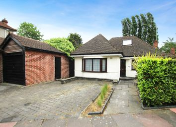 Thumbnail 4 bed detached bungalow for sale in Old Farm Road West, Sidcup, Kent