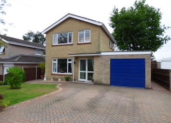 Thumbnail 3 bed detached house for sale in Staines Way, Louth