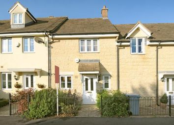 Thumbnail 2 bed terraced house to rent in The Lawns, Carterton
