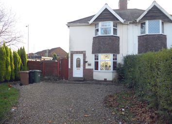 Thumbnail 3 bedroom semi-detached house to rent in Walsall Road, Aldridge, Walsall