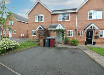 Thumbnail 2 bed town house for sale in Squires Grove, Willenhall