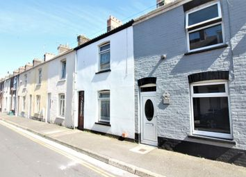 Thumbnail 2 bedroom terraced house for sale in Charles Street, Weymouth, Dorset