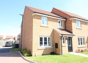 Thumbnail 3 bed semi-detached house for sale in Thatch Close, South Milford, Leeds