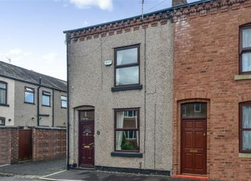 Thumbnail 2 bed end terrace house for sale in Sidney Street, Leigh, Lancashire