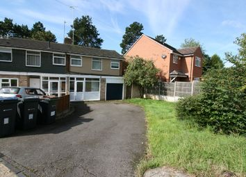 Thumbnail 3 bed end terrace house to rent in Harewood Close, Hall Green, Birmingham