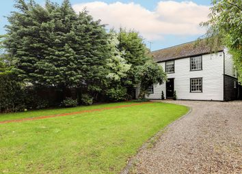 Middle Street, Nazeing, Waltham Abbey EN9. 4 bed detached house
