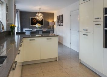 Thumbnail 4 bed detached house for sale in Worcester Court, Porth