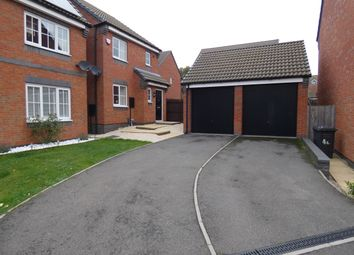 Thumbnail 3 bed detached house to rent in Wessex Drive, Giltbrook