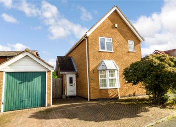 Thumbnail 3 bed detached house for sale in Stiles Close, Broughton Astley, Leicester, Leicestershire